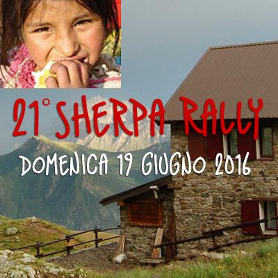 Sherpa Rally 2016