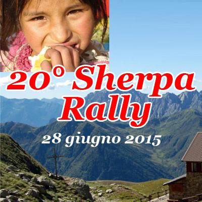 Sherpa Rally 2015