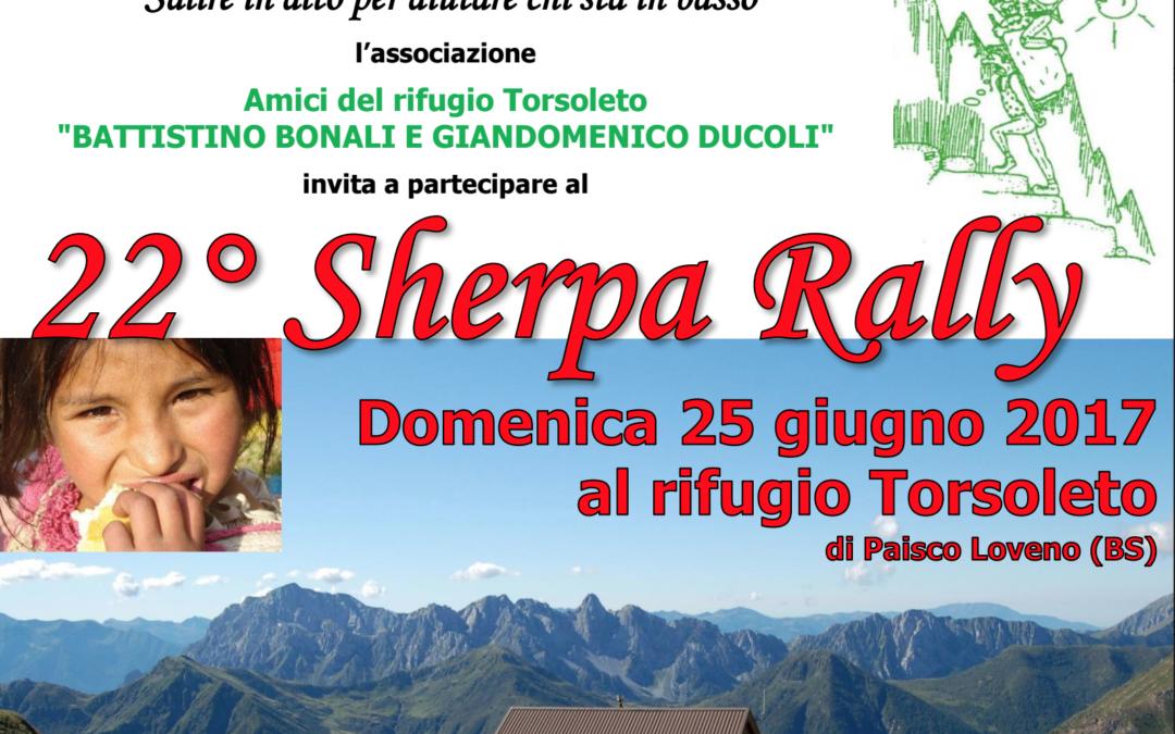 Sherpa Rally 2017