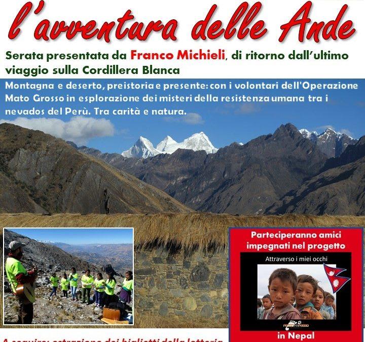 L'avventura delle Ande
