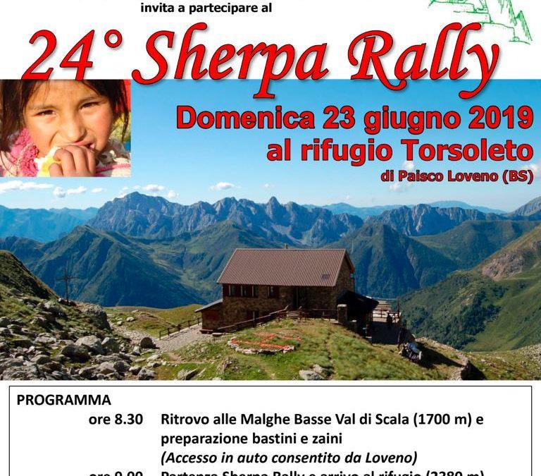Sherpa Rally 2019